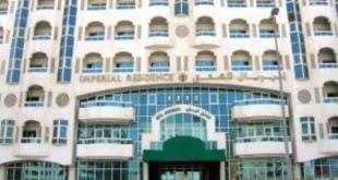 هتل امپریال دبی