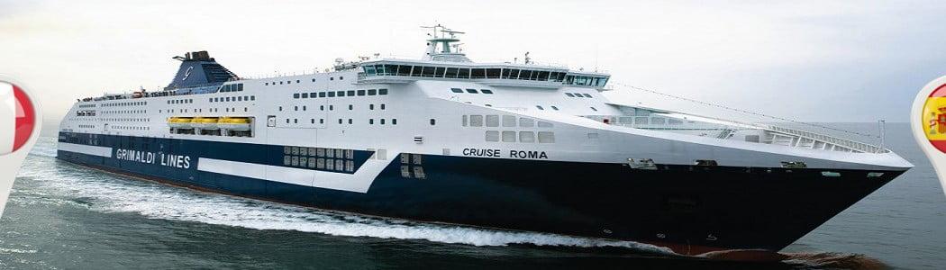 تور ایتالیا اسپانیا - با کشتی توریستی کروز