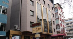 هتل آنکارا مارینم