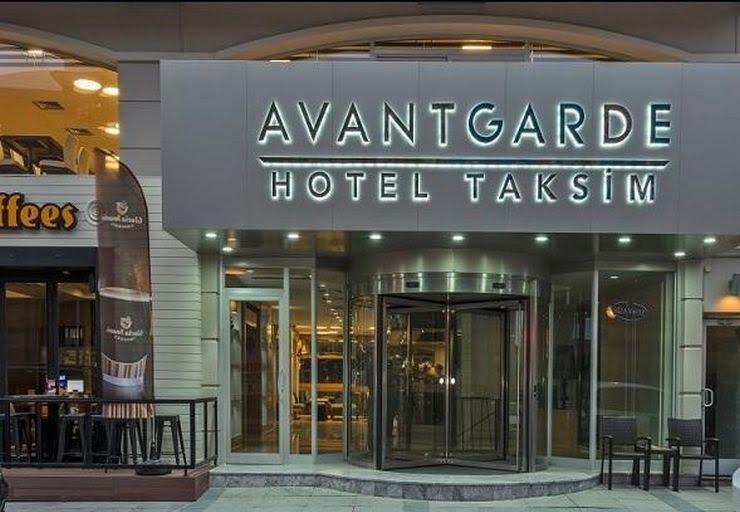 هتل آوانتگارد استانبول 2