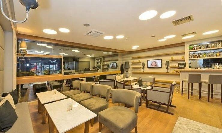 هتل آوانتگارد استانبول 5