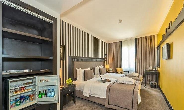 هتل آوانتگارد استانبول 7