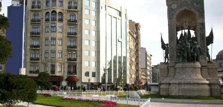 هتل آوانتگارد استانبول