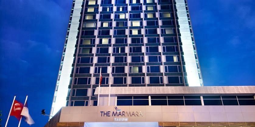 هتل مارمارا استانبول 3