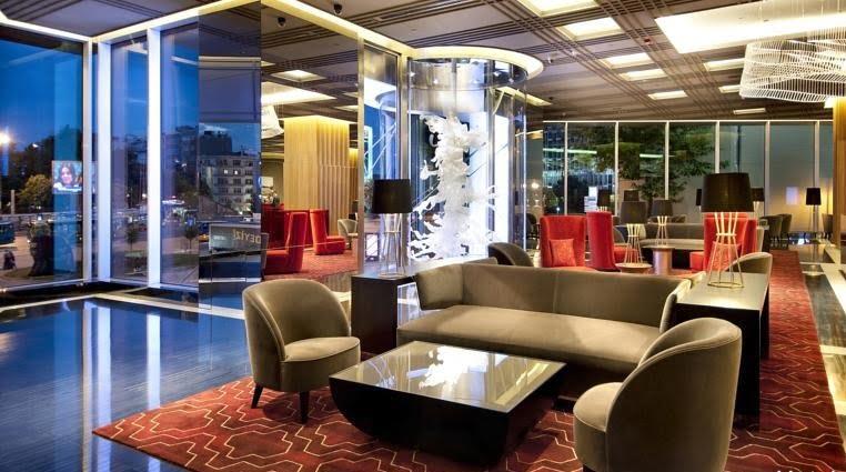 هتل مارمارا استانبول 4