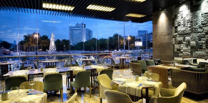 هتل مارمارا استانبول 7