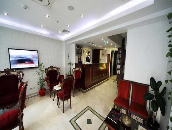 هتل نیوسیتی استانبول 3