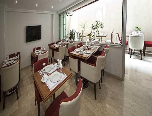 هتل نیوسیتی استانبول 4