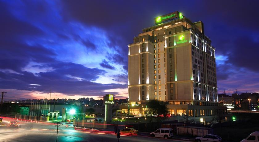 هتل هالیدی این استانبول