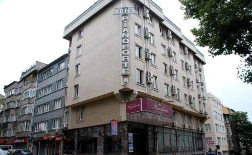 هتل پیانو فورت استانبول