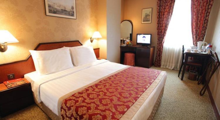 هتل کروانسرای استانبول 2