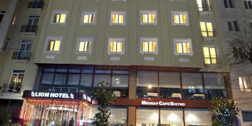 هتل لیون استانبول