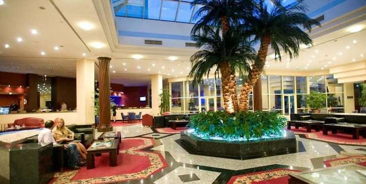 هتل گراند جواهر استانبول 5