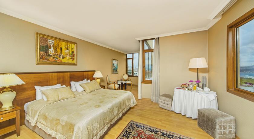 هتل گرند ازتانیک استانبول 3
