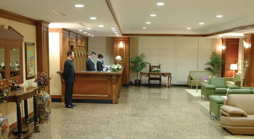 هتل گرند ازتانیک استانبول 4