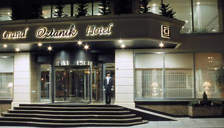 هتل گرند ازتانیک استانبول
