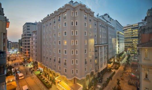 هتل گلدن ایج استانبول 4