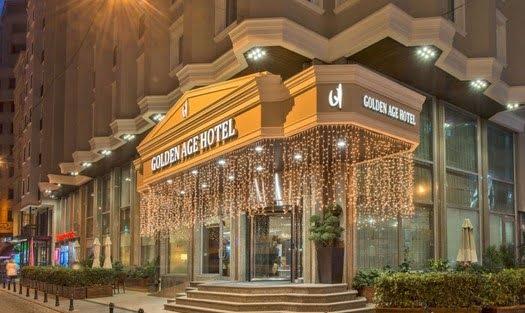 هتل گلدن ایج استانبول
