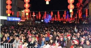 جشن سال نو میلادی در ترکیه 2