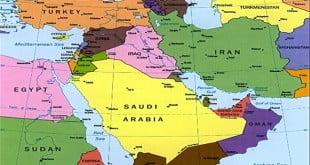 رتبه امنیت شهرهای خاورمیانه