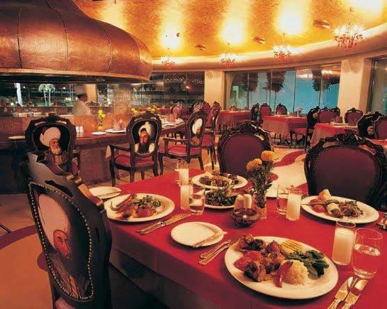 رستوران ها مشهور آنتالیا