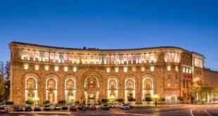 هتل نشنال ایروان ارمنستان 5
