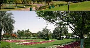 پارک صفا دبی