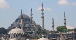 بنای ایاصوفیه استانبول