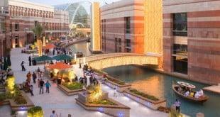 مرکز خرید واترفرانت سنتر دبی