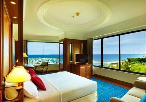 هتل اوشن مارینا پاتایا تایلند 4