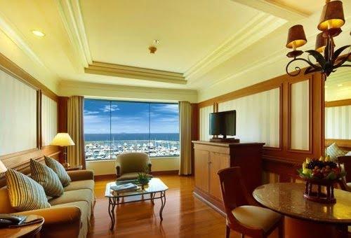هتل اوشن مارینا پاتایا تایلند 5