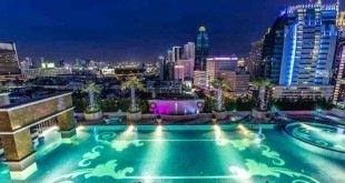 هتل برکلی بانکوک تایلند