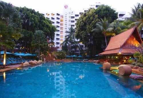 هتل ماریوت ریزورت پاتایا تایلند 2