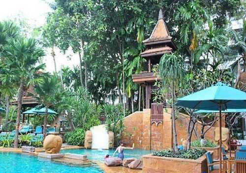 هتل ماریوت ریزورت پاتایا تایلند 4