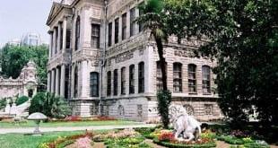 کاخ ییلدیز استانبول ترکیه