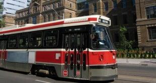 حمل و نقل عمومی در شهر تورنتو کانادا