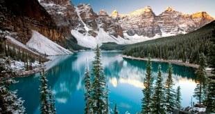 شهر بنف و تله کابین بنف گلندا در کانادا