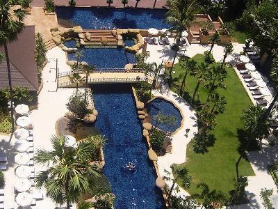 هتل جامتین پالم بیچ پاتایا تایلند 2