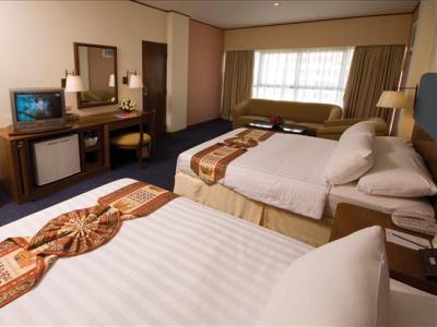 هتل جامتین پالم بیچ پاتایا تایلند 4