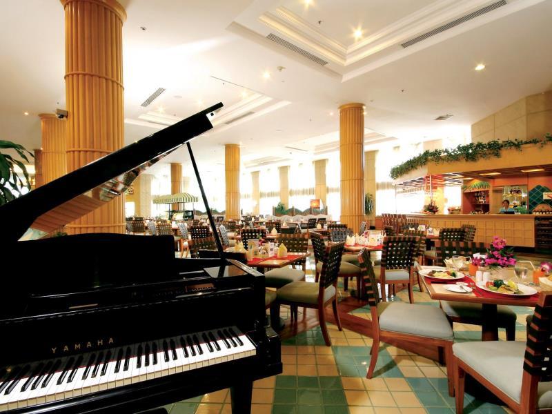 هتل جامتین پالم بیچ پاتایا تایلند 6