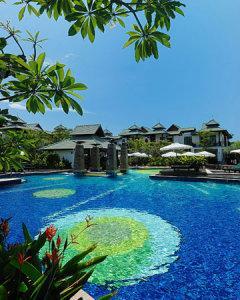 هتل دی زین پرمیام پاتایا تایلند