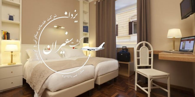 هتل ایتالیا رم ایتالیا
