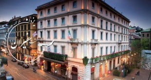 هتل گراند ات دی میلان ایتالیا