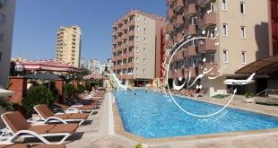 هتل هادریانوس آنتالیا ترکیه