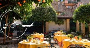 هتل سانتا ماریا رم ایتالیا