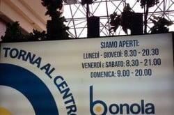 مرکز خرید بونولا میلان