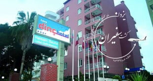 هتل لارا دینک آنتالیا ترکیه