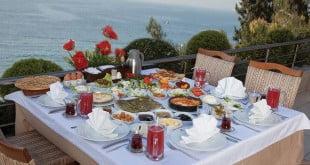رستوران کرال سوفاراسی آنتالیا