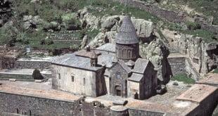 کلیسای گغارت ارمنستان