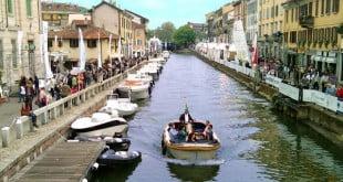 بازار هنر و عتیقه ناویلیو میلان